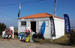 Ecole Kitesurf Noirmoutier / Fromentine / Vendée : Mouv'n kite