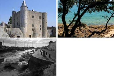 Sites culturels de l'île de Noirmoutier