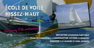 Initiation Catamaran Habitable Hissez-haut