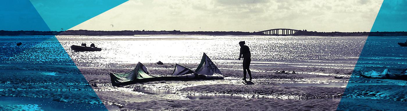 Kitesurf Noirmoutier / Fromentine / Vendée