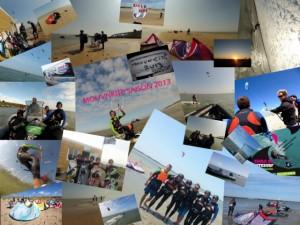 Rentrée kitesurf Noirmoutier / Fromentine / Vendée 2013