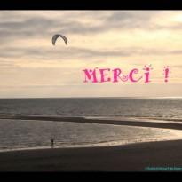 Merci Ecole kitesurf Noirmoutier / Fromentine / Vendée