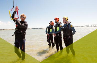 Tarifs des cours et stages de kitesurf Noirmoutier / Fromentine / Vendée