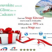 Promotion Kitesurf Noël 2014